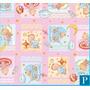 Saco Presente Perolizado - Doce Sonho Rosa: 25x37 C/50