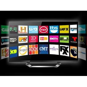 Receptor Tv A Cabo - Todos Os Canais Liberados + Aplicativo