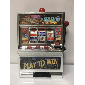 Maquina Alcancía Casino Slots Las Vegas