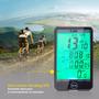Velocimetro Bicicleta 27 Func. Impermeable Con Luz De Fondo