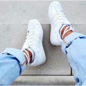 adidas Superstar All White Originales