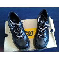 Zapatos Caterpillar Nuevos De Mujer. N°37.