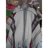 Manta Mapuche Confeccionada Por Manos De Mujeres Mapuche