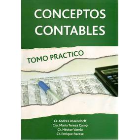 Libro: Conceptos Contables - Práctico ( Andrés Rosendorff)