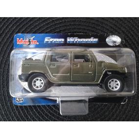 Miniatura Maisto Free Wheels - Hummer H2