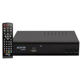 Conversor Tv Digital Full Hd Hdmi Rca Usb Cop-br 16861419