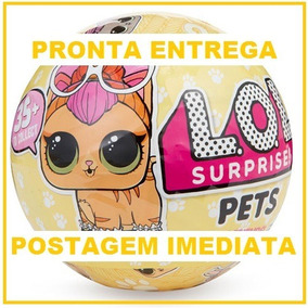 Boneca Lol Surpresa Serie Pet Pronta Entrega Original