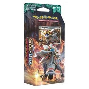 Pokémon - Sol E Lua Guardiões Ascendentes 1 Deck - Solgaleo