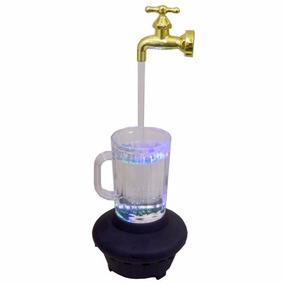 Caneca Fonte De Agua Torneira Magica Bebidas Festas Novidade