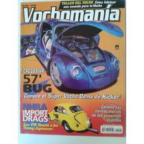 Revista Vochomania 206 Exclusiva 57 Bug Fn4