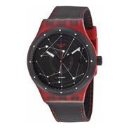 Reloj Swatch Sistem Red Sutr400 | Original Agente Oficial