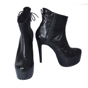 Bota Femin 35 Calça 34 Up Shoes Confortável! Fim De Estoque!