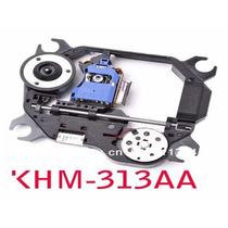 Kit Com 5 Pç Unidade Otica Khm-313aam Sony Original Completa