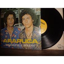 Lp Vinil Sertanejo Solevante & Soleny Arapuca1980