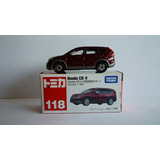 Tomica # 118 - Honda Cr-v - 1/66