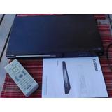 Reproductor De Dvd Philips Dvp3124 Con Control Remoto