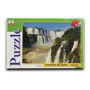 Rompecabeza Puzzle 1000 Piezas Catarata Del Iguazú Implas