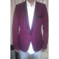 Blazer/chaquetas Combinadas Para Caballeros Tipo Slim