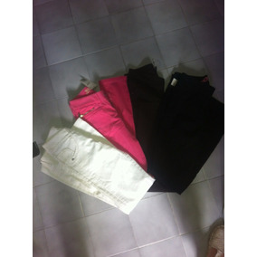 Pantalones Y Falda De Dama Naf-naf En Oferta