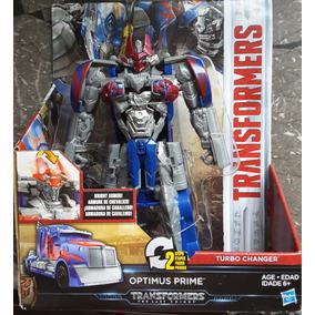 Transformers Optimus Prime The Last Knight 2 Pasos Original!