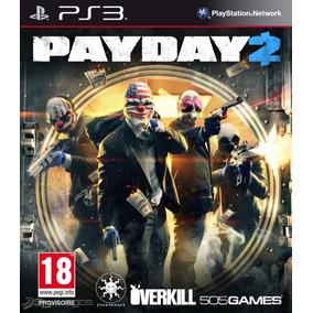 Payday 2 Ps3 Digital    Español    Hay Stock    Envio Ahora