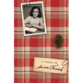 O Diário De Anne Frank - Capa Dura