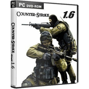 Counter Strike 1.6 Para Computador E Notebook Via Email