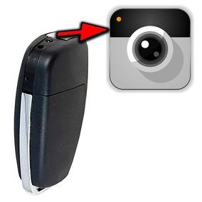 Chaveiro Espiao Chave Canivete Micro Camara De Video