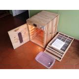 Incubadoras Avicolas Volteo Manual 300h Nacedora Fabricamos