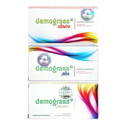 Demograss Tratamiento Completo (3 Cajas) Original
