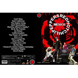 Red Hot Chilli Peppers Dvd Live Mexico 11 Octubre 2017