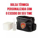 Bolsa Térmica Massagista Personalizada Com Logo Do Clube