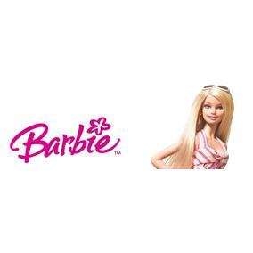 Parlante Karaoke Barbie