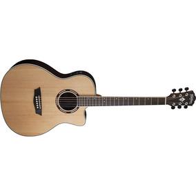 Guitarra Washburn Acustica Ag-20ce