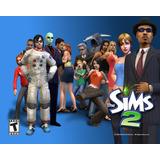 Los Sims 2 Deluxe Incluye Todos Las Expansiones-pc Digital