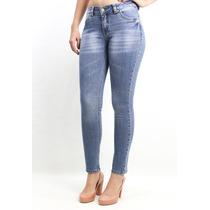 Kit 2 Calças Skinny Jeans Revanche