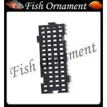 Placa Redutora Filtro Biologico Fundo 7x14 Fish Ornament