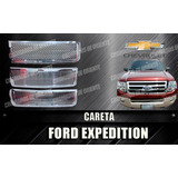 Careta Cromada Ford Expedition