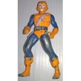 Antiguo Muñeco Metal Marvel 1994 Hobgoblin Duende Naranja