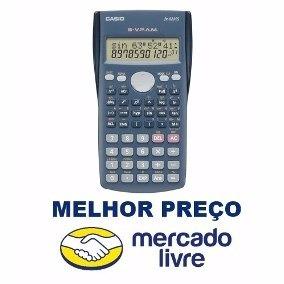 Calculadora Cientifica Casio Fx-82ms Português Fx-82 Ms