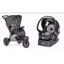 Travel System Chicco Duo Activ3 Anthracite