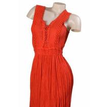 Promo 2 Vestidos Largos De Bambula. Ropa Vientos Este.