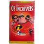 Vhs - Os Incríveis - Original - Dublado - Walt Disney
