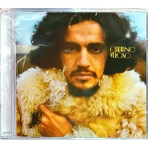 Cd Caetano Veloso - Album (1971) Lacrado