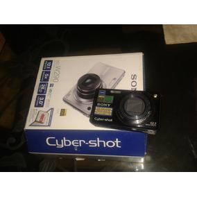 Cámara Sony Ciber-shot W290 Usada