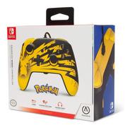 Joystick Controller Powera Con Cable Nintendo Switch Pikachu