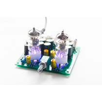 Pré Amplificador Valvulado Stereo Hi-fi