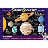 Ata-boy Sistema Solar Magnético Play-n-learn Board