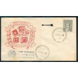 Filasur - Argentina 1953 Viñeta En Sobre Evento Filatelico!!