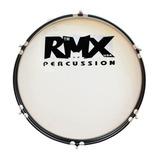 Bombo De Banda Rmx 18x7 - Queen Instrumentos Musicales